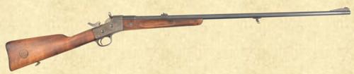 CARL GUSTAF 1867 ROLLING BLOCK RIFLE - Z39661