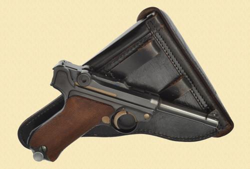 MAUSER BANNER 1939 COMMERCIAL RIG - Z35350