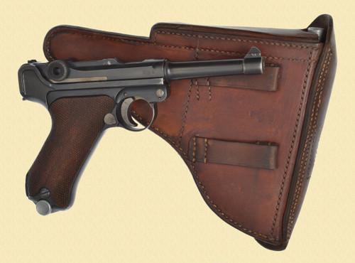 DWM P.08 1921 POLICE - Z35334