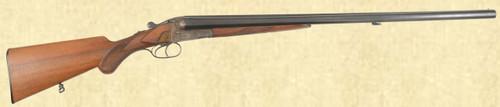 GUSTAF GENSCHOW SXS SHOTGUN - Z39817