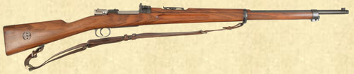 CARL GUSTAF MODEL 1896 - Z39741