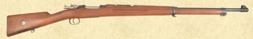 CARL GUSTAF MODEL 1896 - Z39739