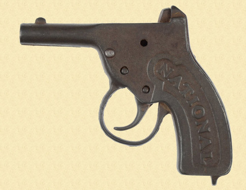 NATIONAL CAP PISTOL - M5879