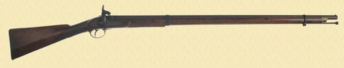 BRITISH PATTERN 1853 RIFLE MUSKET - M5985