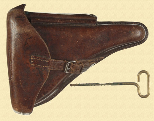 FINNISH LUGER HOLSTER - M3370