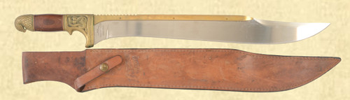 UNITED CUTLERY KHYBER BOWIE KNIFE - M7472