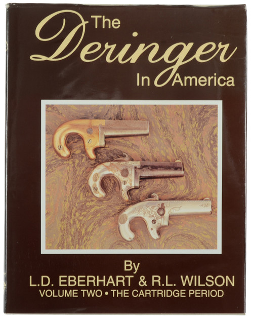 THE DERRINGER IN AMERICA VOL II - K1351