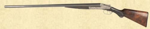 LEFEVER ARMS CO  E GRADE SIDELOCK DOUBLE - C42476