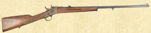 CARL GUSTAF 1867 ROLLING BLOCK - 1871 - Z39604