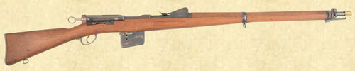 WF BERN 1889 INFANTRY RIFLE - Z40741