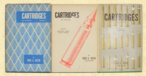 CARTRIDGES FOR COLLECTORS I II III BOOKS SET - C42909