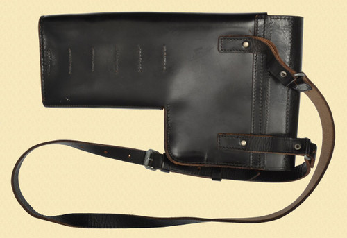 GERMAN POST WAR PISTOL HOLSTER - C37097