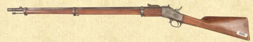 CARLSBORG 1860/64/68 ROLLING BLOCK RIFLE - Z39613