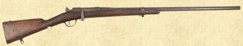 BELGIAN GRAS SINGLE BARREL SHOTGUN - Z39683