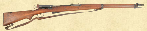 WF BERN MODEL 1896/11 INFANTRY RIFLE - Z40783