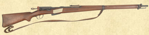 WF BERN MODEL 1896/11 INFANTRY RIFLE - Z40782