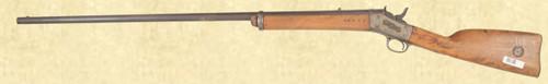 CARL GUSTAF 1867 ROLLING BLOCK SHOTGUN - Z39690