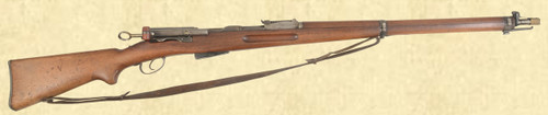 WF BERN MODEL 1896/11 INFANTRY RIFLE - Z40789