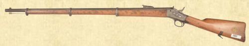 CARL GUSTAF 1867 ROLLING BLOCK - Z39574