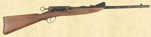 WF BERN 1889 INFANTRY RIFLE - Z40812