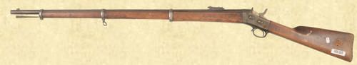 CARL GUSTAF 1867 ROLLING BLOCK  (RIM FIRE) - Z39599