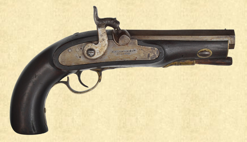 HORACE E DEMICK & CO 70 CALIBER PISTOL - D31864