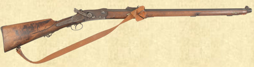 L H HAGEN & CO CHAMBER LOADER RIFLE - Z39590