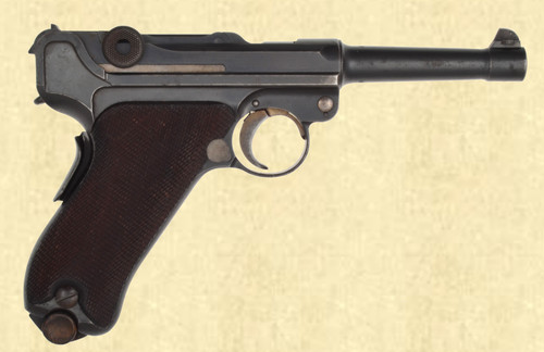 DWM 1906 DUTCH - D31876