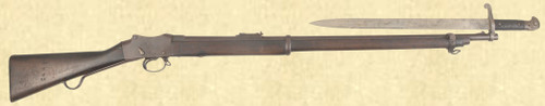 ENFIELD MARTINI RIFLE .577 - C43262