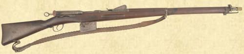 SWISS MODEL 1889 INFANTRY RIFLE - Z40739