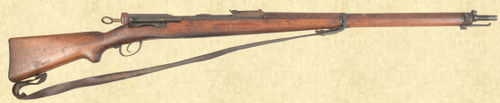 SWISS 1896/11 RIFLE - Z40752