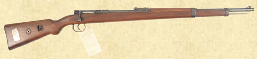 SIMSON & CO DSM 34 SA PRESENTATION RIFLE - D4958