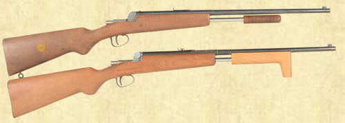 EXCELLENT CII K AIR RIFLE LOT OF 2 - C43095