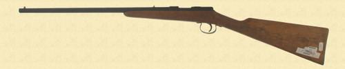 GERMAN 9MM SINGLE SHOT SHOTGUN - Z13517