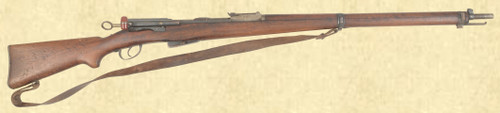 SWISS MODEL 1896/11 RIFLE - Z40750