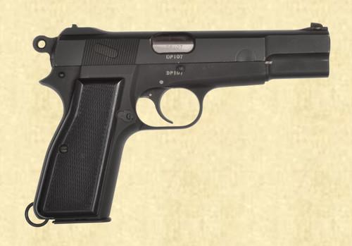 BROWNIG HI POWER INGLIS MK I* - C43137