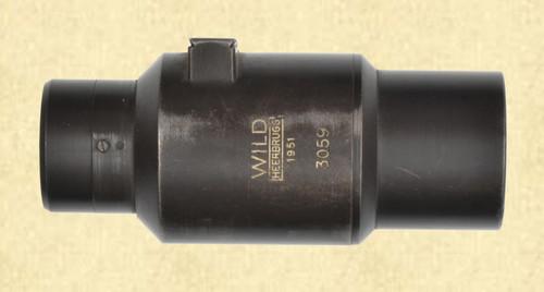 SWISS MILITARY OPTICAL SIGHT - M7497