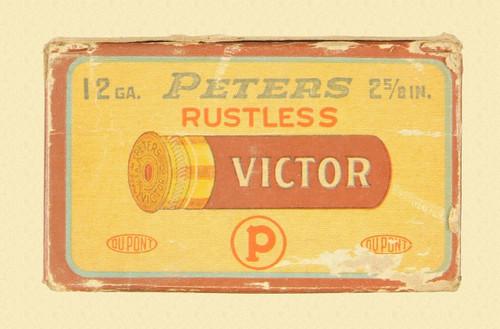PETERS VICTOR SHOTSHELLS - M4910