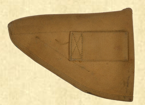 CANADIAN CANVAS INGLIS HI POWER HOLSTER 1944 - C43186