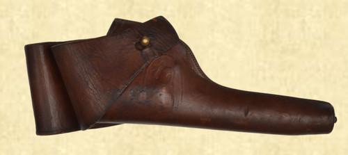 U.S. 1905 38 REVOLVER HOLSTER - C43191