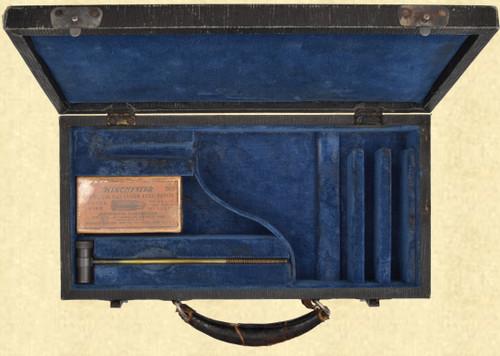 GERMAN LUGER PRESENTATION BOX - C43374