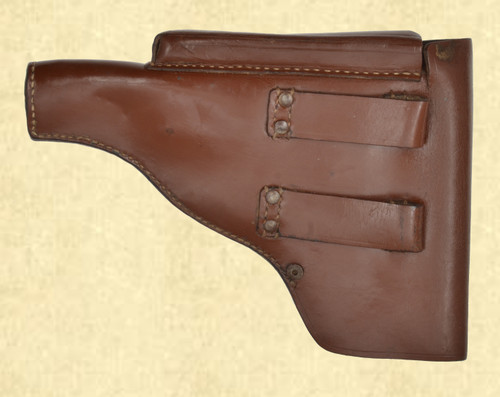 SWISS LUGER HOLSTER - C43616
