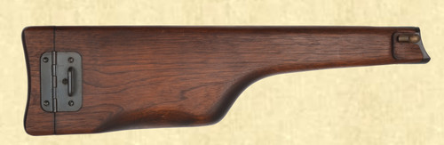 CZ LUGER ARTILLERY STOCK - M7519