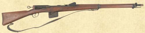 SWISS MODEL 1889 INFANTRY RIFLE - Z40733
