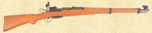 SWISS K 31 CARBINE - Z40850