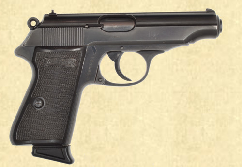 WALTHER PP Z-M MANUFACTURED - Z41357