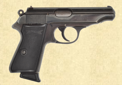 WALTHER PP Z-M MANUFACTURED - Z41356
