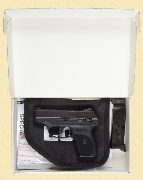 RUGER LC9 - D13823
