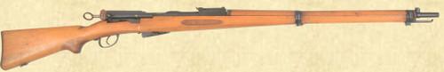 SWISS 1896/11 RIFLE - Z41448