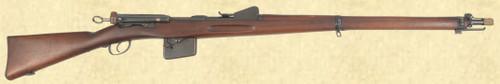 SWISS MODEL 1889 INFANTRY RIFLE - Z41454